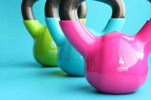 Funkcionális női edzés, Kettlebell női fitness