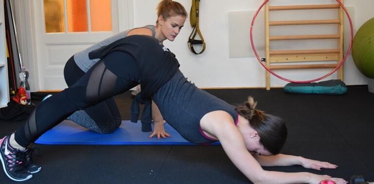 Rádli Rebeka személyi edző