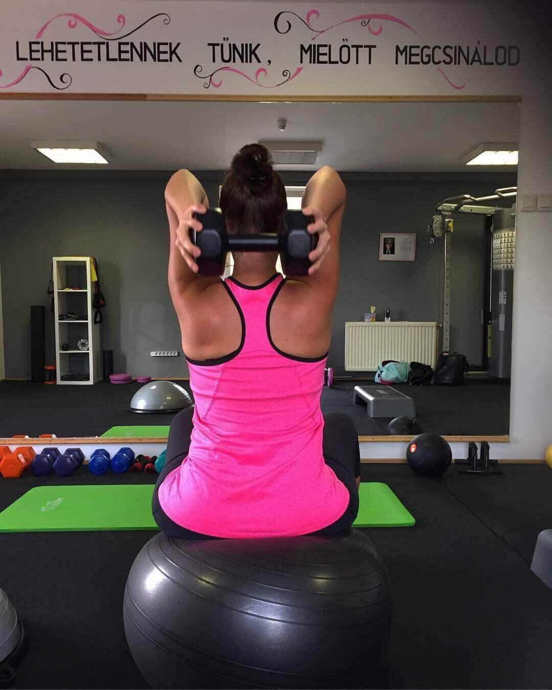 Női fitness 13. kerület