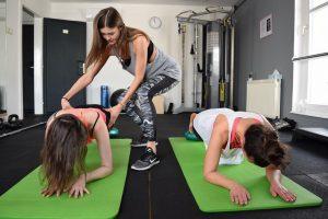 Páros női fitness edzés Budapest 13. kerület