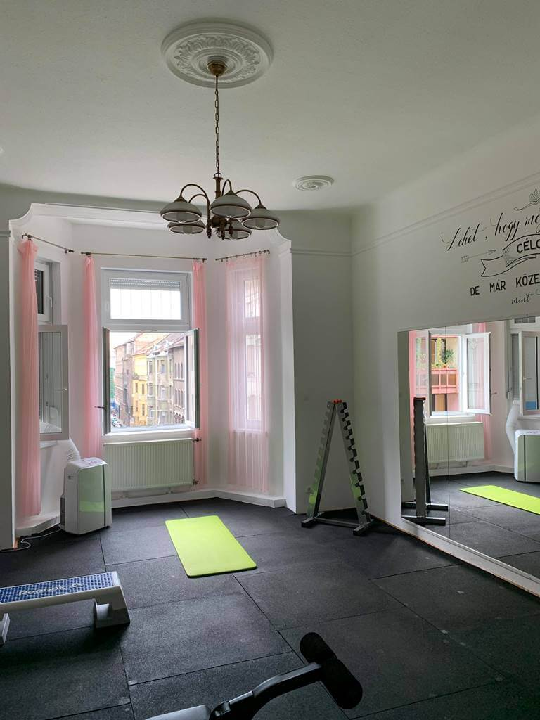 Női fitness terem Budapest 13. kerület