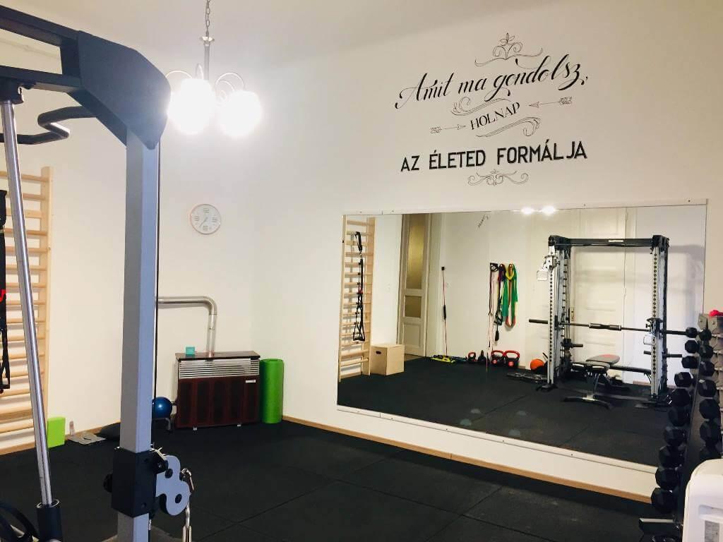 Női fitness terem franchise 11. kerület
