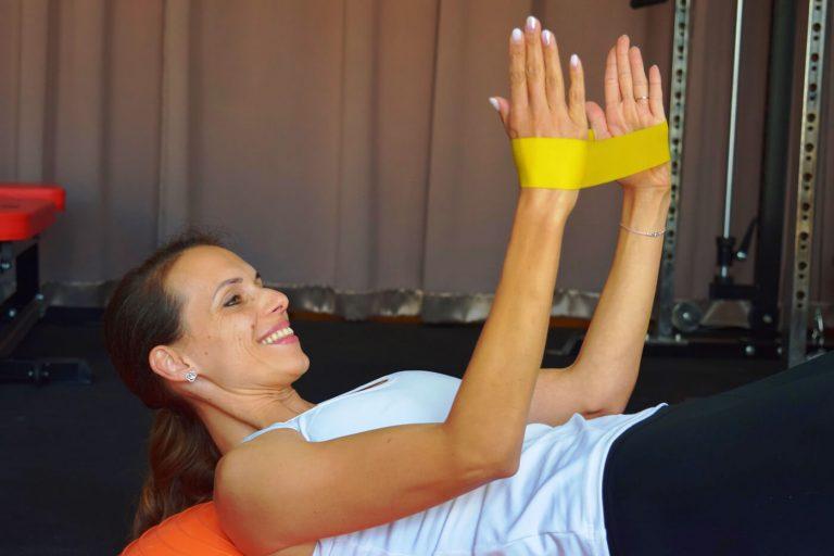SHE Fitness terem Székesfehérvár szalag